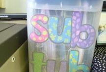 Sub Plan Ideas // Teaching / by Samantha Wilson