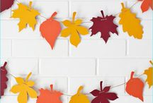 DIY Fall Decorating Ideas to Embrace Autumn / It's time to say goodbye to summer and welcome the new season autumn. Mornings call for sweaters, leaves are beginning to turn