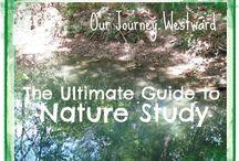 Charlotte Mason Nature Study 2015-16 / by Amber Mott