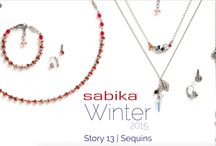 Sabika Winter 2015: Story by Story / Design Innovation. Product Integrity. Handcrafted, Original Pieces Are Trend-Right Yet Timeless.