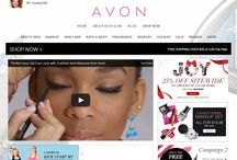 Avon skin care and makeup