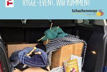 1. Hygge-Strick-Event von TOPP & Schachenmayr
