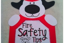 School~Fire Safety / by Serena Emes-Dudley