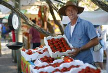 Local food / The Sunshine Coast offers amazing, fresh local produce. The perfect place for food lovers alike!