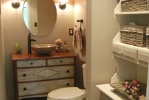 Bathroom  / by Kristi Graham