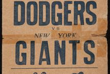 Brooklyn Dodgers / by Mike McGovern
