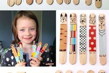 dy craft stick art