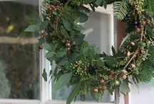Green ish wreath