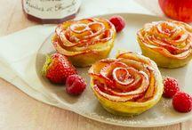 Recettes pour la Fête des mères /  A l'occasion de la fête des Mères, retrouvez toutes nos idées recettes pour réaliser un petit déjeuner gourmand pour célébrer les mamans.