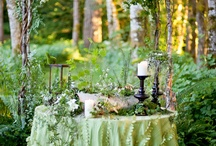 Abundance of Green / A collection of designs rich in foliage