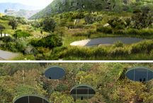MVRDV Landscape Design / A board of our most luscious landscapes, both real and imagined.