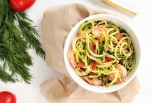 Paleo Pleasures - Main Dish - Fish / Paleo-friendly fish main dish recipes to try / by Jacki Hayes