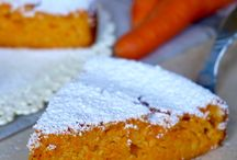 Torta alle carote cinque minuti