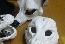 maski czaszki