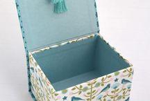 Boxes Baskets Jars DIY