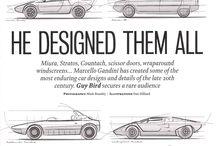 Car design/concepts