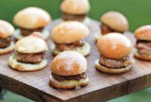Wedding Reception Food Ideas!