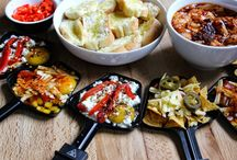 raclette and fondue ideas
