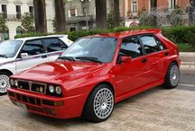 Favourite italian cars