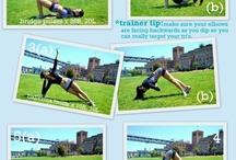 Health and Fitness / by Ashley Olson