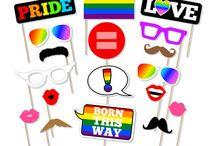 pride parade party ideas
