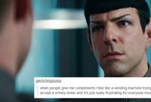 Out of my Vulcan mind