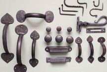 Care Guide for Ironmongery