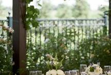 natural theme wedding