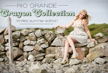 Rio Grande Crayon Collection  / by Sandgrens Clogs