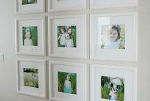 Photo displays.