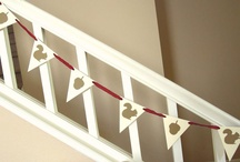 Banners and Bunting and Other Long Things / This board includes most holiday banners. / by Susan Stetz