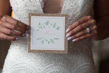Weddings: Stationary