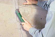 oprava mokrych stien