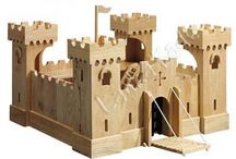 Wooden Forts