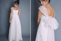 Liù Atelier | Bridal Collection / All dresses by Liù Atelier are designed and sewed in Turin, Italy
