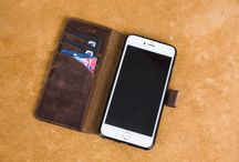 iPhone 7 Series Leather Case - BROWN