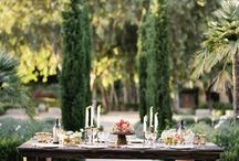 Outdoor Dining / Outdoor dining inspiration