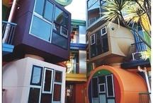 Fun buildings