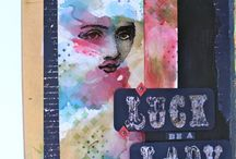 Art journals / by Cathy Calamas