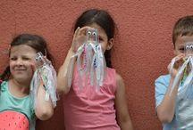 Summer crafts for kids -  by Viktart