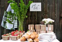 Garden Party / by Chocoas by Delgraphica