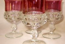 Seeing Red! / Love all the shades of red - here are a few of my favorites! / by Charmings Vintage Glass and Collectibles