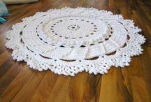 Crochet: Rugs / virkatut matot
