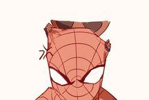 Deadpool & Spiderman