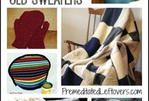 Upcycling Sweaters