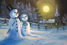 Snowmen / by Lori Burley
