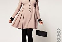 Plus-size fashion / Stylization I liked :)