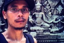 Sieam Reap / Hottest Day been trough