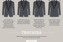 The Guide to Creating the Perfect Look / Suits, ties, shoes, socks and all the other essential items you need to look like  gentleman.