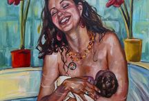 Midwifery art